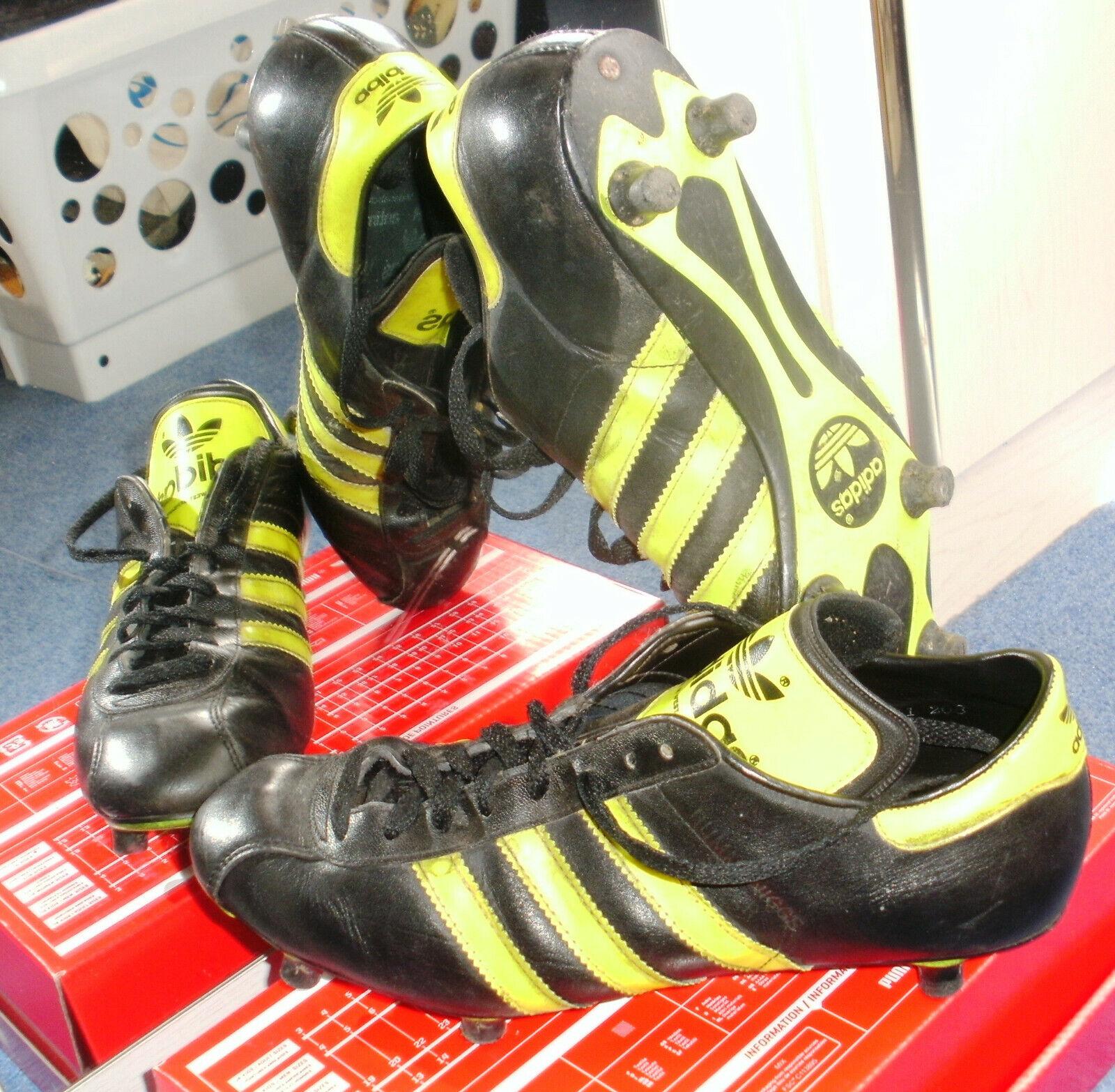 RARA da Collezione Sautope Adidas Sautope Calcio Rumuominiigge SUPER SG, Tg. 8
