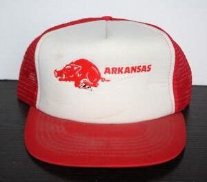 e843ab4d9 spain vintage arkansas hat ae7c0 f42a0