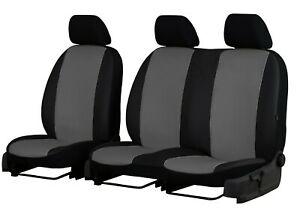 ECO LEATHER VAN UNIVERSAL SEAT COVERS for IVECO DAILY 2 1