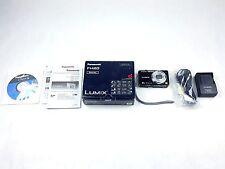 Panasonic LUMIX DMC-FH20/DMC-FS30 14.1 MP Digital Camera Black
