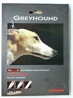 Audioquest Greyhound 6.6' (2m) Subwoofer Cable - White/light Gray