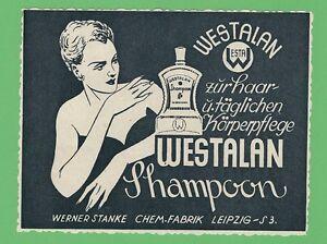 9-546-WERBUNG-AUS-EINER-DDR-ZEITSCHRIFT-WESTALAN-SCHAMPOON-STANKE-LEIPZIG-FABRIK