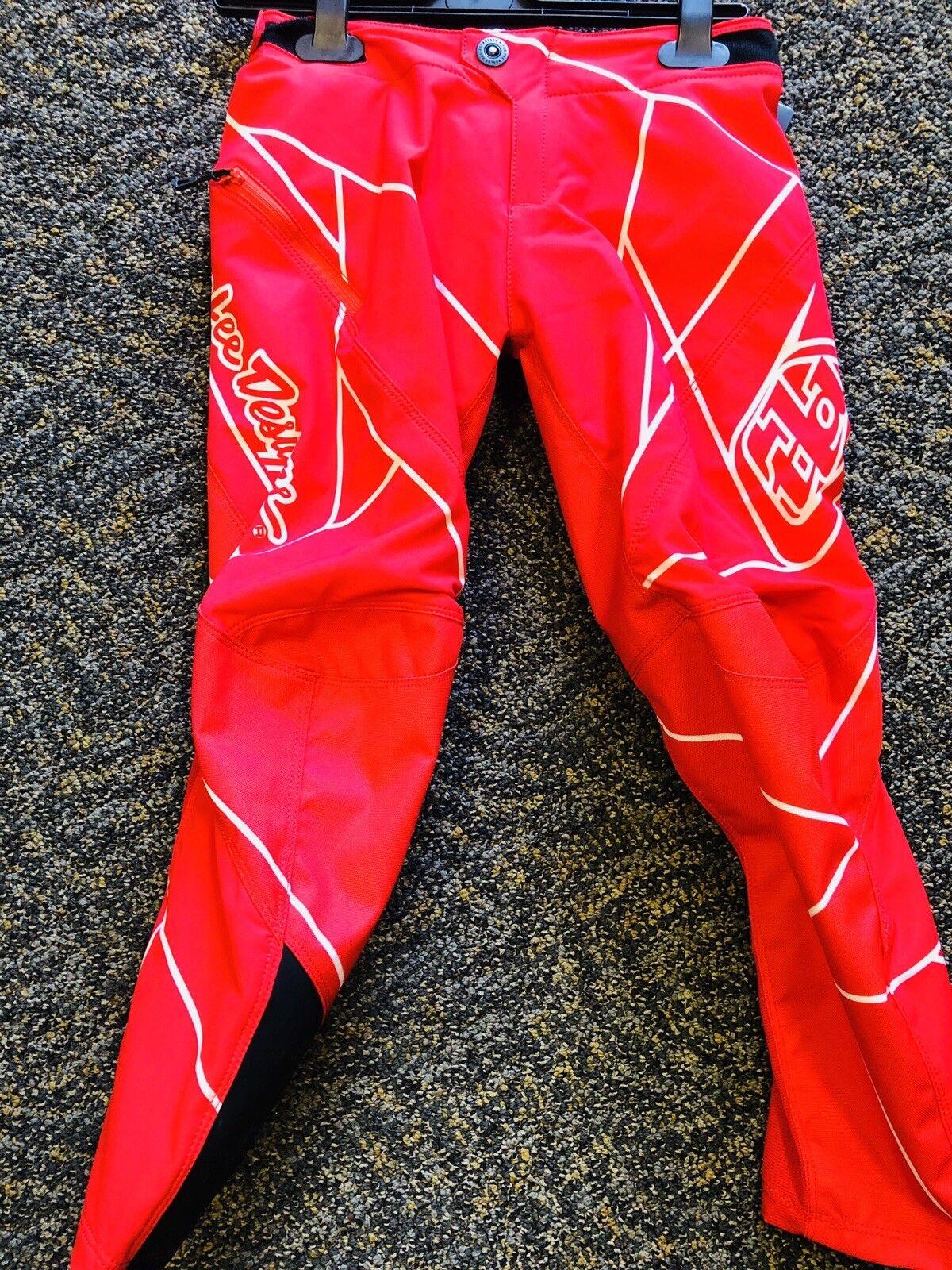 Troy Lee Designs Boys Sprint Metric BMX/ Downhill Bicycle Pant