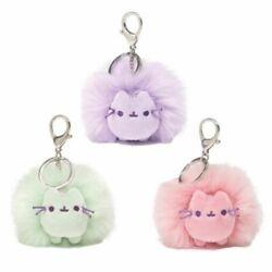 1 Stück Pusheen Plüsch Schlüsselanhänger sortiert Cat Katze Anhänger Geschenk