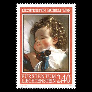 Liechtenstein-2008-Portrait-of-Sleeping-Princess-Marie-Franzisk-Sc-1407-MNH