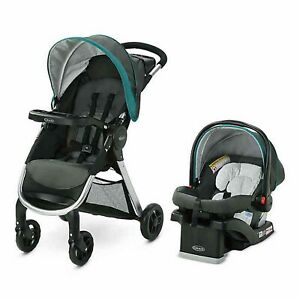 Graco Baby Stroller Travel System with Infant Car Seat ...