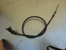 Half Faired//No ABS Choke Cable for 1999 Suzuki SV 650 S-X
