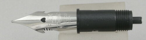 Conklin Fountain Pen Stainless Steel Nib Unit Omniflex Point New