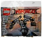 LEGO 30379 The Ninjago Movie Quake Mech Polybag