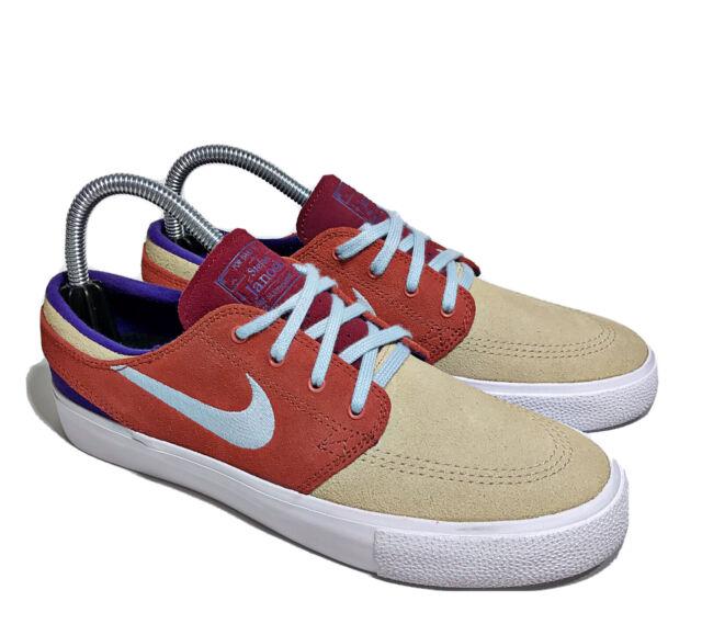 Size 7 - Nike Sb Zoom Stefan Janoski Beige Red for sale online   eBay