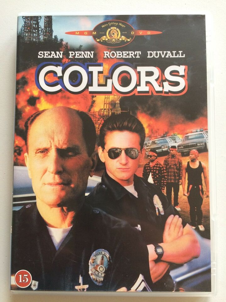 Colors, DVD, drama