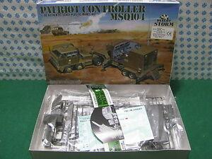 Vintage-Model-kit-PATRIOT-CONTROLLER-MSQ-104-DESERT-STORM-1-48-ARII-A683