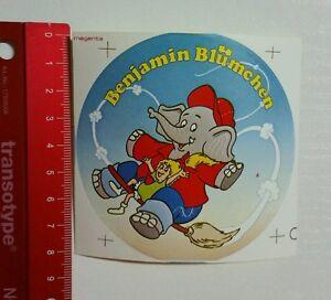 Details Zu Aufklebersticker Benjamin Blümchen Bibi Blocksberg 120316121