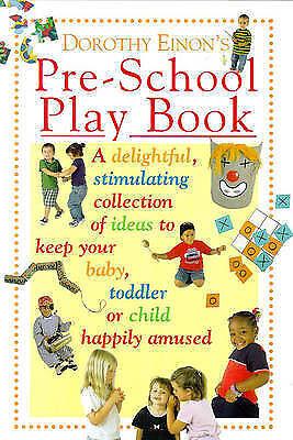 1 of 1 - Dorothy Einon's Pre-school Play Book by Dorothy Einon - PB