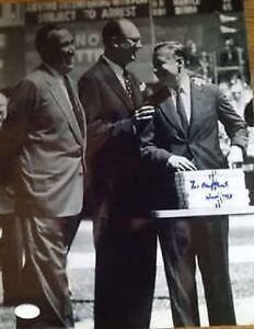 Lee Macphail Signed Jsa Certed 11x14 Photo Autograph Authentic