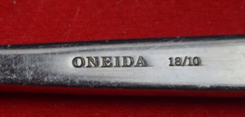 $7.95 your choice $ 3.95 Forte -upturned tip 18//10 stainless Oneida