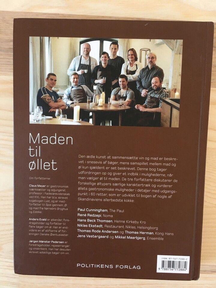 Maden til øllet, Claus Meyer, Anders Evald