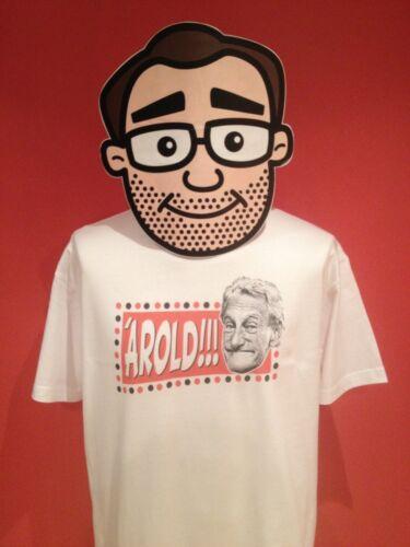 Steptoe And Son White T-Shirt /'Arold! Wilfrid Brambell