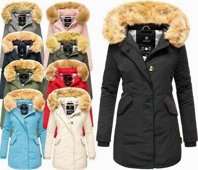 Marikoo karmaa Ladies Winter Jacket Quilted Jacket Winter