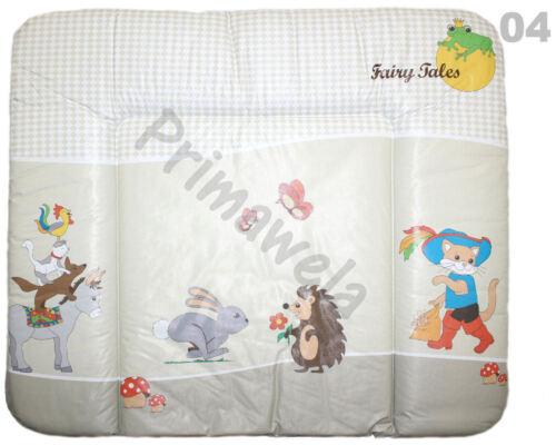 Baby Auflage Wickelauflage 72x85 Folie Abwaschbar