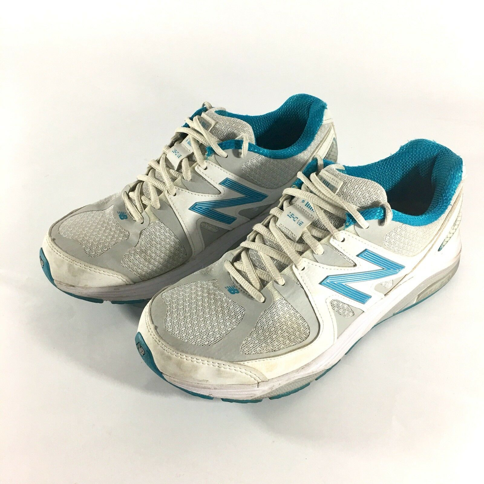New Balance Womens Size 8.5 White 1540 V2 Running shoes Sneakers