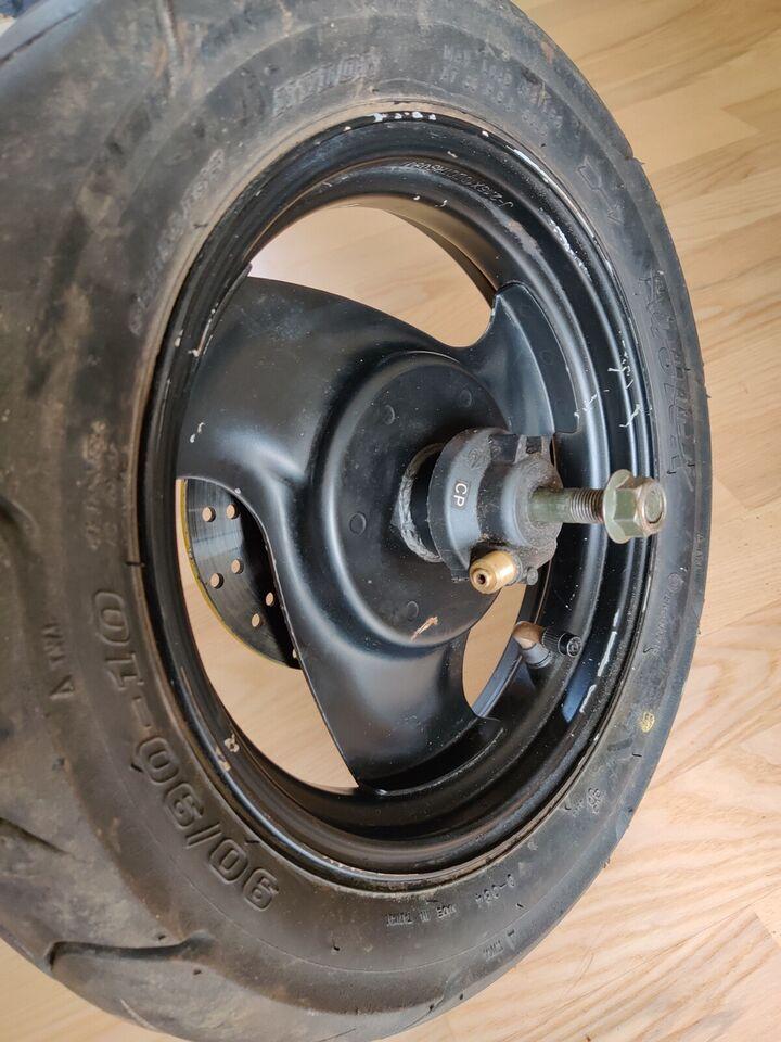 Komplet forhjul