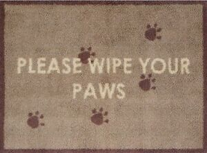 Turtle-Mat-Wipe-Your-Paws-Brown-Multi-Grip-60x85cm