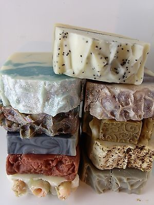 Natural soap, U pick Any 5 Soap Bars