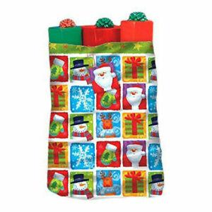 HOLIDAY-amico-in-plastica-sacco-regalo-di-Natale-1-1-metri-di-altezza-da-Amscan