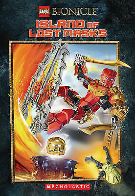 1 of 1 - Island of Lost Masks by Ryder Windham (Paperback, 2015)-9781407162577-F038