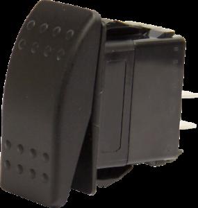 Moose Racing Universal Two-Prong Rocker Switch 0616-0241