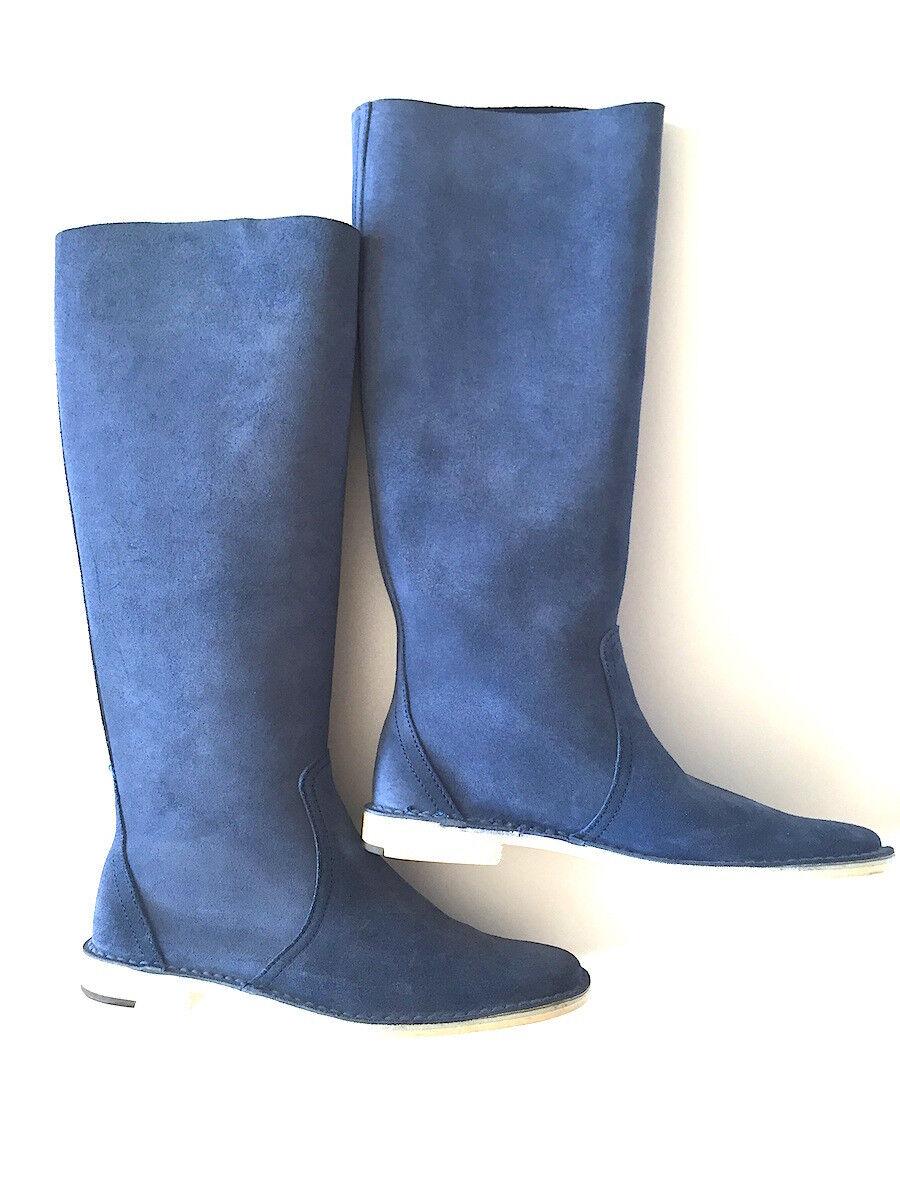 Pierre Hardy gamuza Cuero Planas botas tamaño 36 36 36  Descuento del 70% barato