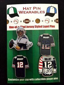 New-England-Patriots-Tom-Brady-lapel-pins-Patriots-Nation-Ultimate-Collectibles