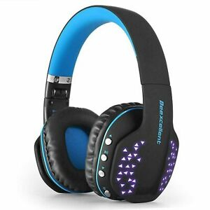 f7f7de47df7 Details about Bluetooth Headphones Q2 Gaming Headset Wired for Xbox One PC  PS4 With Mic LED