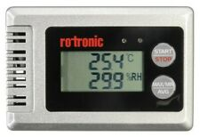 Rotronic Hl 1d Humiditytemperature Data Logger