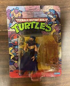 Vintage TMNT Teenage Mutant Ninja Turtles ~Shredder~ 1990 Playmates Figure