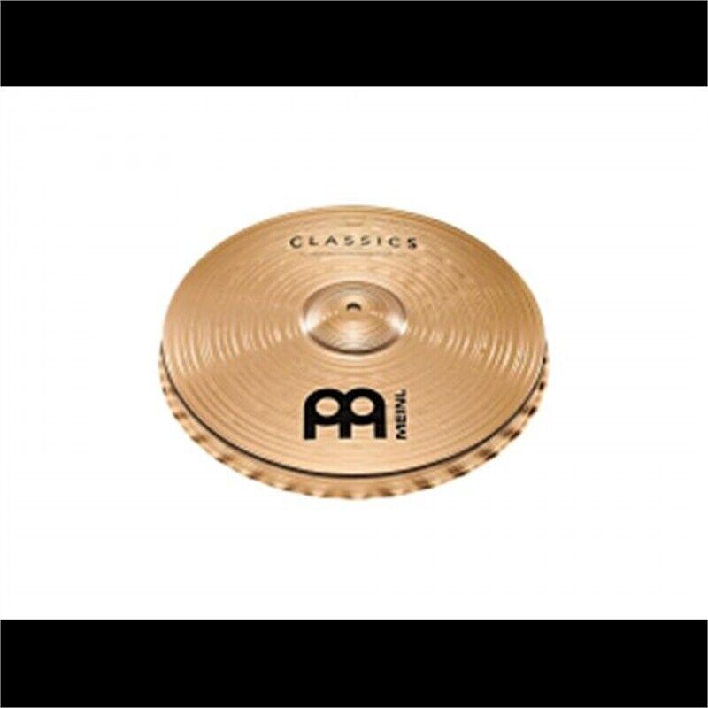 Meinl C14MSW Classics 14  Medium Soundwave Hihat Ladendemo