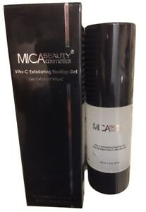 Mica-Beauty-Vita-C-Exfoliating-Peeling-Gel-MicaBella-1-FL-OZ-Brand-New-04-2022