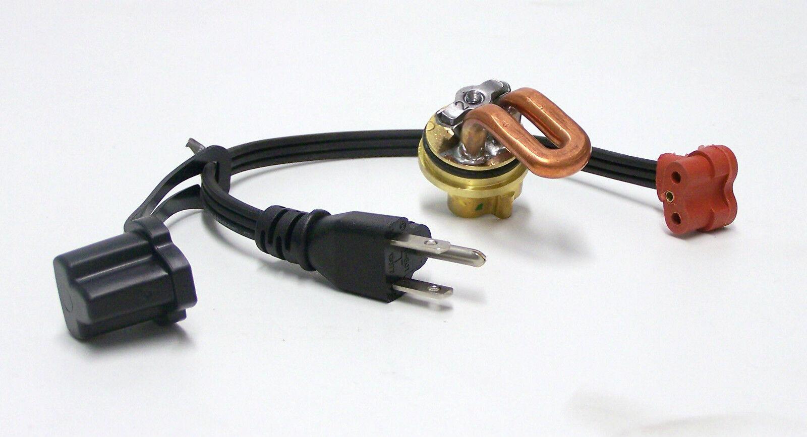 KF//KK 4 cyl. KR 4 cyl. 400w Engine Heater fits Perkins 104.19 104.22