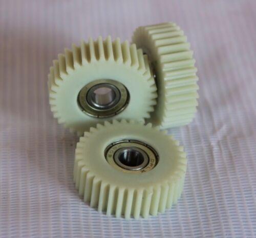 Seegeringe 27 Zähne,8mm lager bohrung,36,5mm Außendurchmesser Ersatzzahnräder