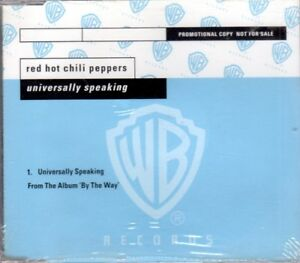 RED-HOT-CHILI-PEPPERS-UNIVERSALLY-SPEAKING-CD-Single-GERMANY