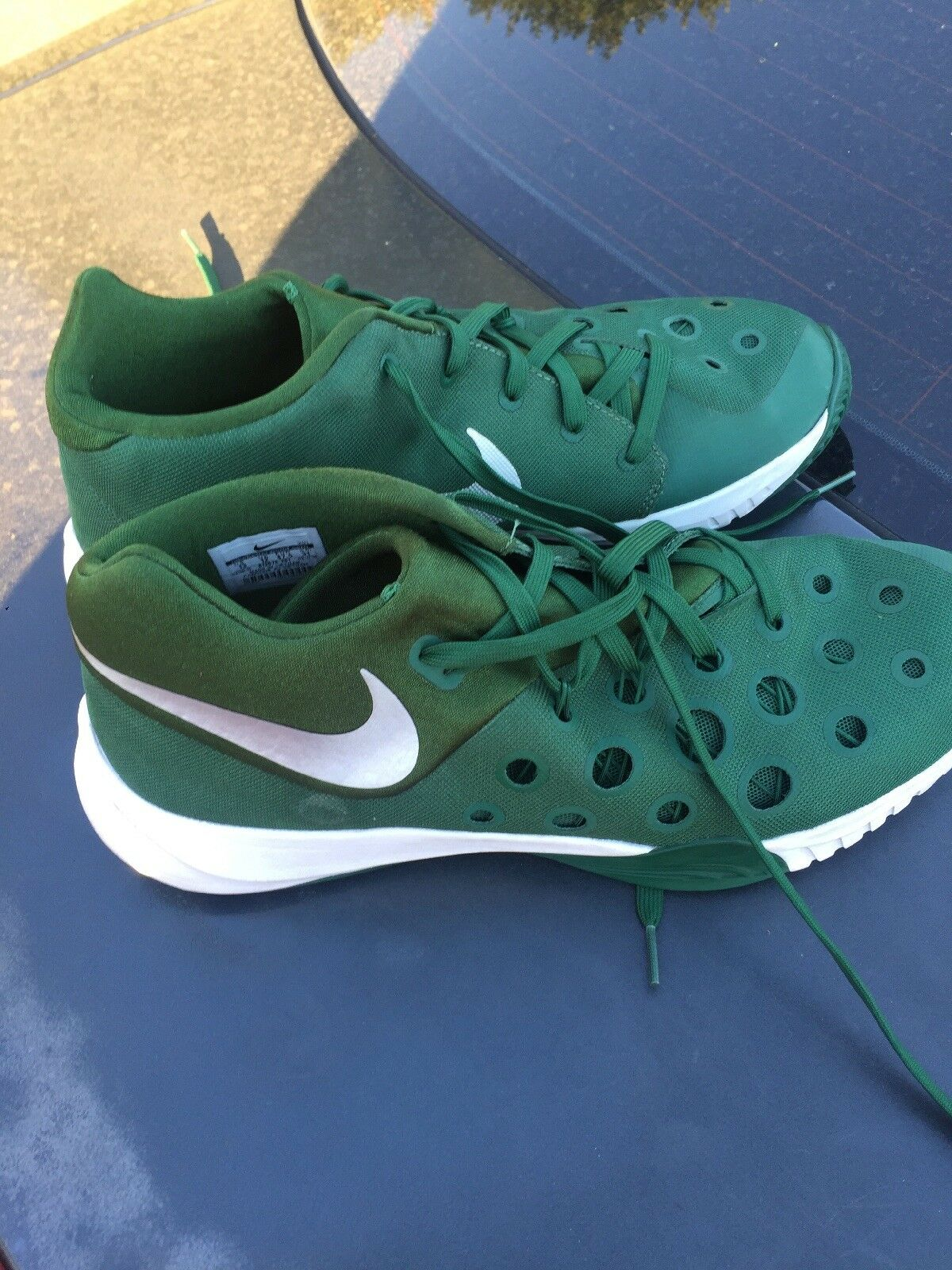 Nike air Flywire Green size 13