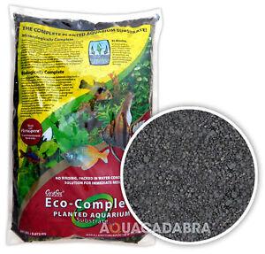 Caribsea-Eco-Completo-Acuario-Plantado-sustrato-para-plantas-Peces-Tanque-de-calcio
