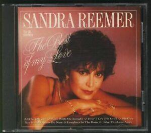 SANDRA REEMER The Best Of My Love 1987 CD K-TEL HOLLAND FRANCE