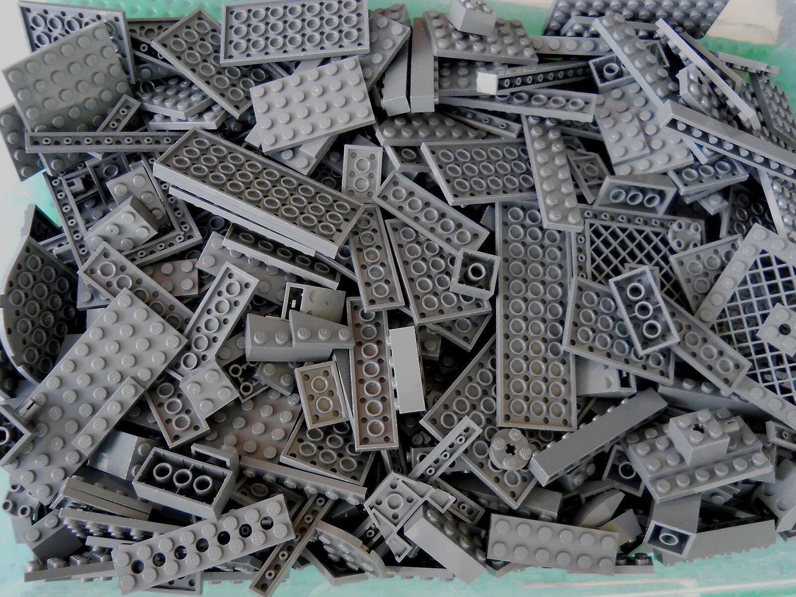 LEGO DARK BLUE GRAY 1//4 lb Bulk Lot of Bricks Plates Specialty Parts Pieces