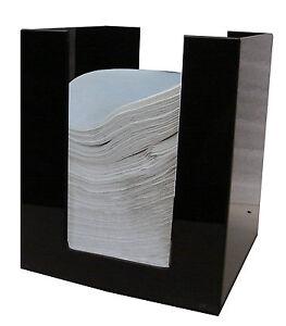 Image Is Loading Quarter Fold Napkin Holder Dispenser Caddy Catering Organizer