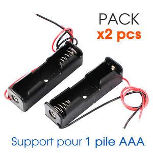 PACK-x2-PCS-Boitier-Bloc-Support-Pile-AAA-1-5V-LR3-Batterie-Battery-Holder-Case