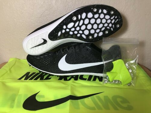 Nike Noir Sz Sprinting 835997 Victory Spikes Zoom 3 Hommes Blanc 017 Nouveau rpwq1Rrn