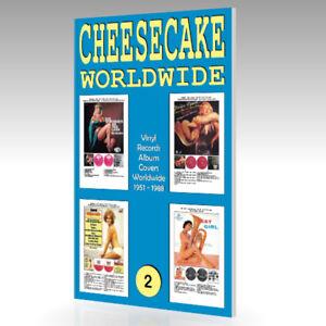 CHEESECAKE-Worldwide-No-2-Vinyl-Records-Album-Covers-Worldwide-1951-1988