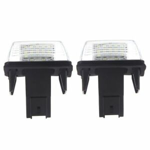 2pcs-SMD-LED-Placa-Matricula-Coche-Lampara-for-Peugeot-206-207-306-307-M5A1